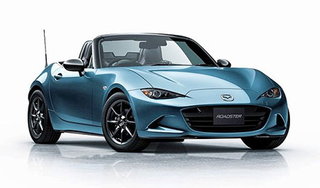 มาสด้า Mazda-MX-5 2.0 Skyactiv-G MT-ปี 2018
