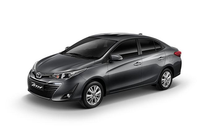 โตโยต้า Toyota-Yaris ATIV 1.2 G-ปี 2017