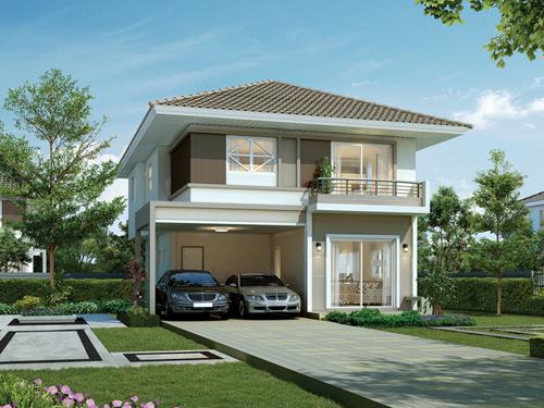 บ้านศุภาลัย Supalai ศุภาลัย เบลล่า Logo