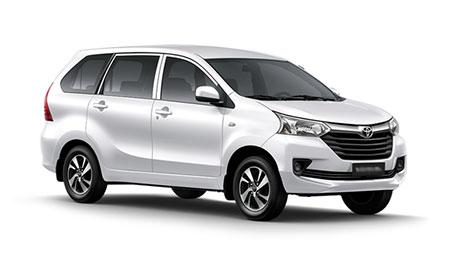 โตโยต้า Toyota-Avanza 1.5 E AT-ปี 2015