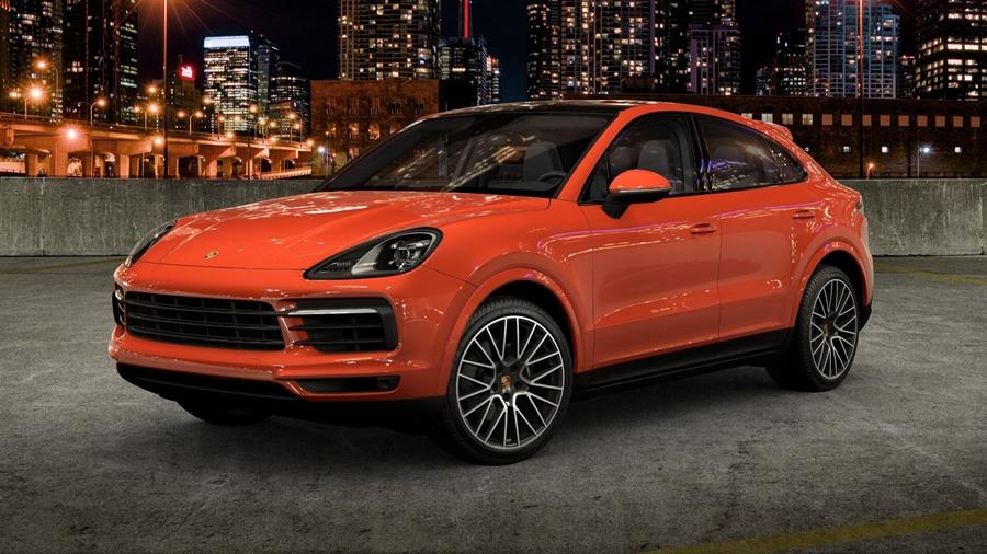 Porsche Cayenne Coupe STD ปี 2020 ราคา-สเปค-โปรโมชั่น