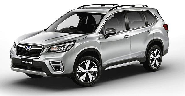 ซูบารุ Subaru-Forester 2.0i-S MY19-ปี 2018
