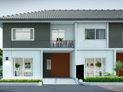 บ้านพฤกษา ปิ่นเกล้า - วงแหวนฯ (Baan Pruksa Pinklao - Wongwaen) ราคา-สเปค-โปรโมชั่น