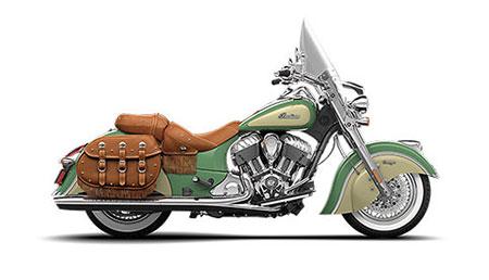 อินเดียน Indian-Chief Vintage (Standard)-ปี 2015