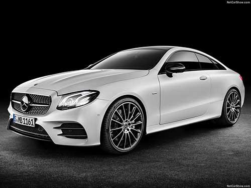 เมอร์เซเดส-เบนซ์ Mercedes-benz-E-Class E300 Coupe