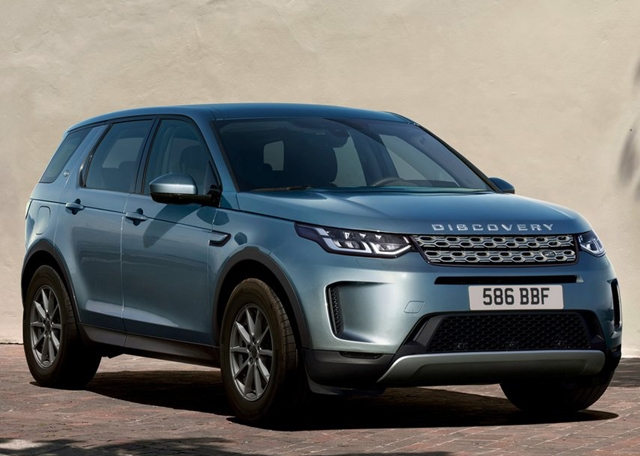 Land Rover Discovery Sport 1.5 Plug-in Hybrid HSE Plus ปี 2020 ราคา-สเปค-โปรโมชั่น