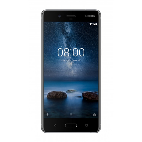 Nokia 8 Logo