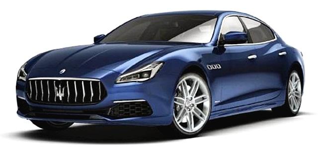 มาเซราติ Maserati-Quattroporte GTS GranSport-ปี 2019