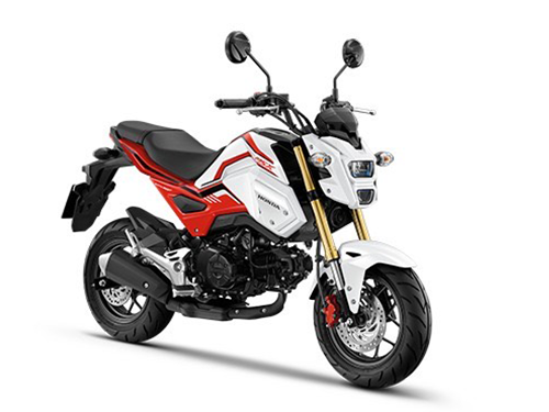 Honda MSX125 SF Standard MY20 ปี 2020 ราคา-สเปค-โปรโมชั่น