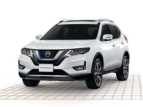 นิสสัน Nissan-X-Trail 2.0VL 4WD Hybrid 2019-ปี 2019