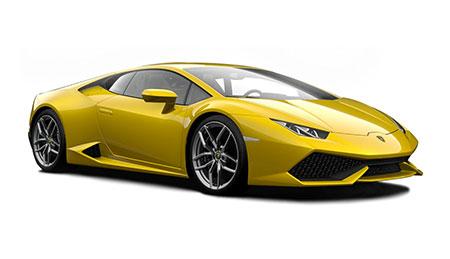 รถยนต์ลัมโบร์กินี Lamborghini Huracan Logo