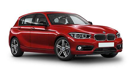 รถยนต์บีเอ็มดับเบิลยู BMW Series 1 Logo