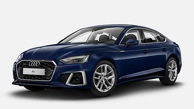 รถยนต์อาวดี้ Audi A5 Logo