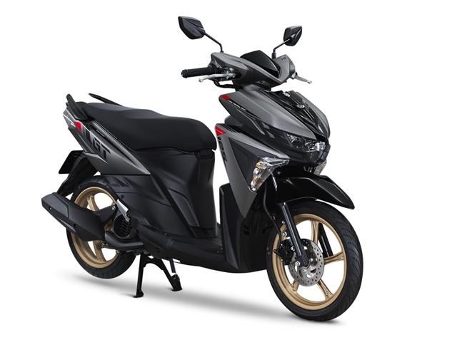 ยามาฮ่า Yamaha-GT125 SSS-ปี 2020