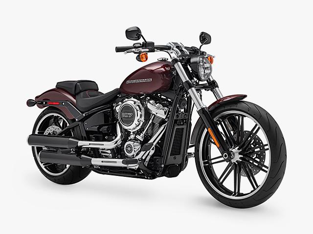 ฮาร์ลีย์-เดวิดสัน Harley-Davidson Softail Breakout ปี 2018