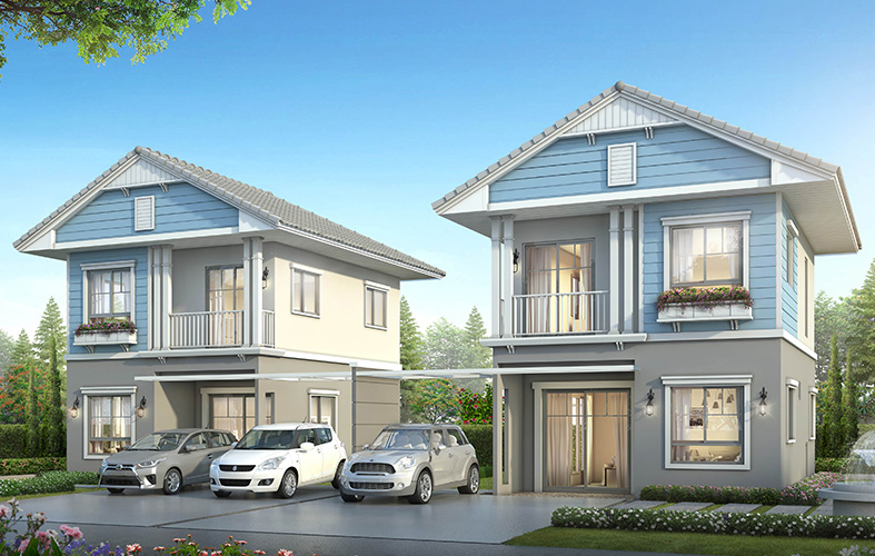 โมดิ วิลล่า รังสิต คลอง 7 ( Modi Villa Rangsit Klong 7) ราคา-สเปค-โปรโมชั่น