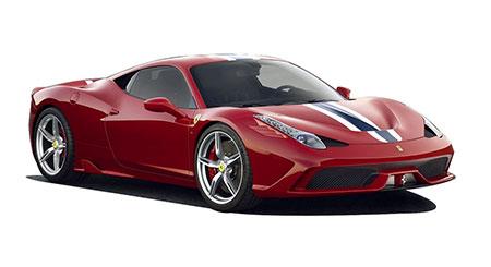 Ferrari 458 ทุกรุ่นย่อย