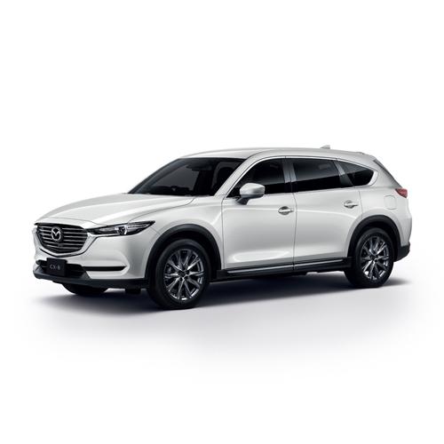 Mazda CX-8 2.5 SP SKYACTIV-G 7 Seat ปี 2021 ราคา-สเปค-โปรโมชั่น