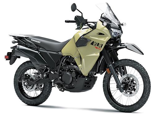 Kawasaki KLR 650 ABS ปี 2021 ราคา-สเปค-โปรโมชั่น