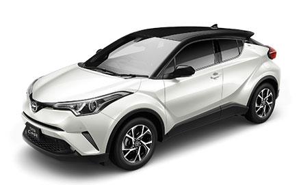 โตโยต้า Toyota-C-HR HV HI-ปี 2019