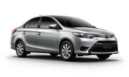 โตโยต้า Toyota-Vios 1.5 G A/T-ปี 2013