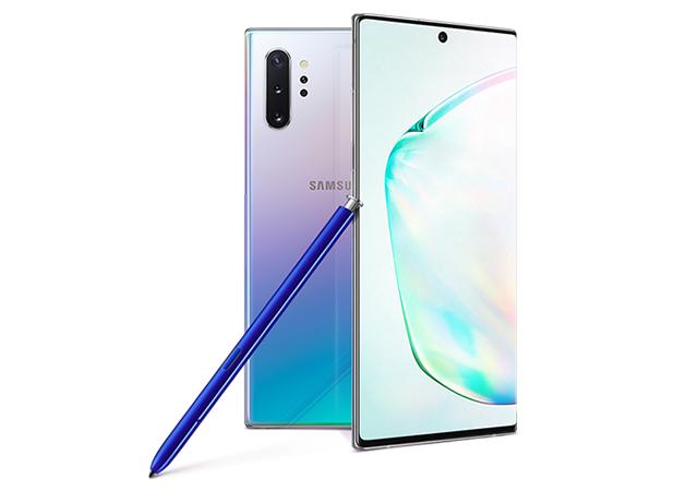 SAMSUNG Galaxy Note 10+ (512GB) ราคา-สเปค-โปรโมชั่น