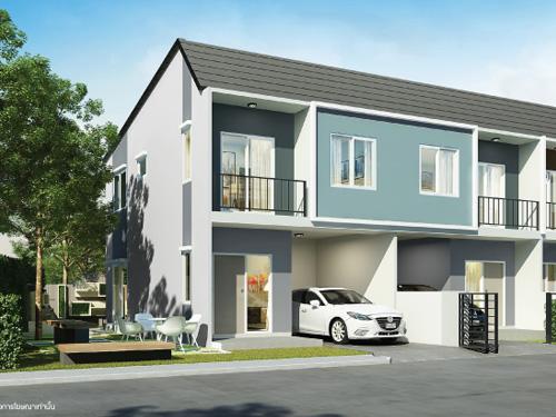 บ้านอารียา พรอพเพอร์ตี้ Areeya เดอะ เพลส Logo