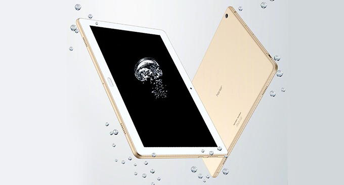 แท็บเล็ตหัวเหว่ย Huawei Honor WaterPlay Logo