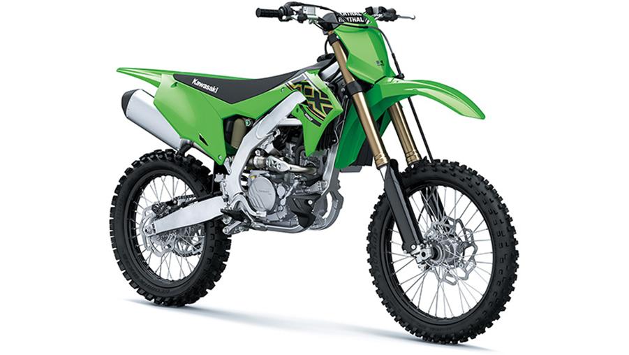Kawasaki KX ทุกรุ่นย่อย