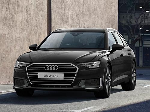 Audi A6 ทุกรุ่นย่อย