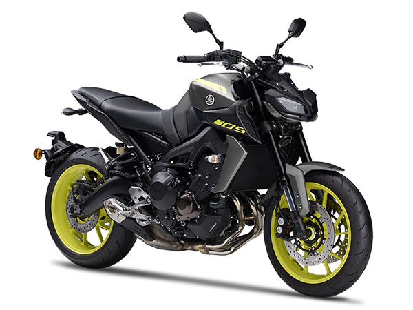 Yamaha MT-09 ABS ปี 2017 ราคา-สเปค-โปรโมชั่น