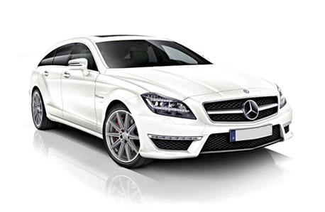 เมอร์เซเดส-เบนซ์ Mercedes-benz-CLS-Class CLS250 D Shooting Brake AMG Premium-ปี 2014