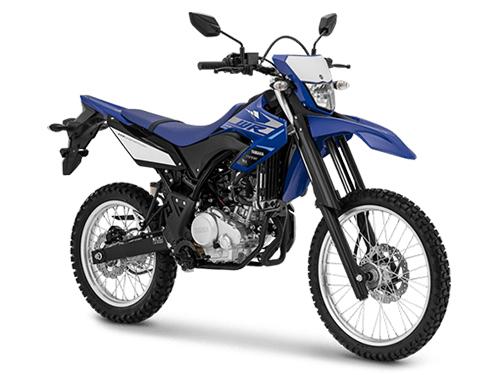 Yamaha WR Logo