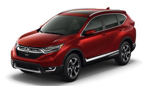ฮอนด้า Honda-CR-V 2.4 S 2WD 5 Seat-ปี 2019