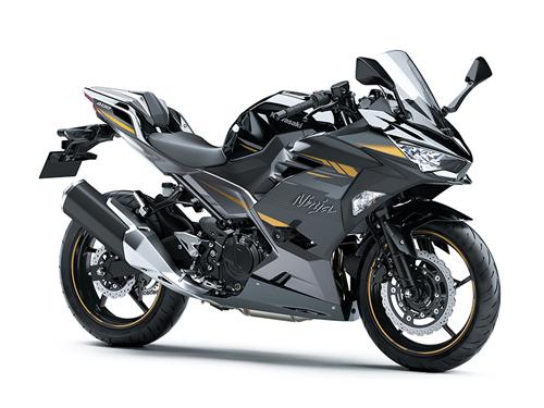 Kawasaki Ninja 400 MY2022 ปี 2021 ราคา-สเปค-โปรโมชั่น