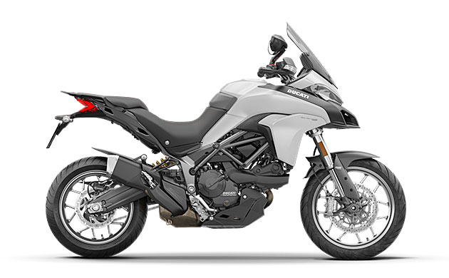 ดูคาติ Ducati-Multistrada 950 White Adventure-ปี 2017