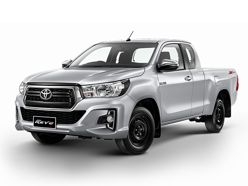 โตโยต้า Toyota-Revo Smart Cab 4X2 2.4J Plus AT-ปี 2019