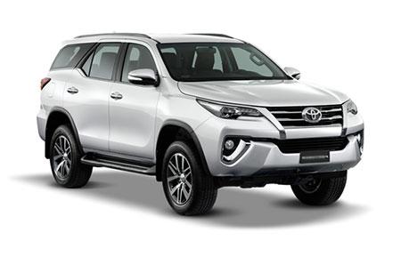 โตโยต้า Toyota-Fortuner 2.7V MY 2017-ปี 2017