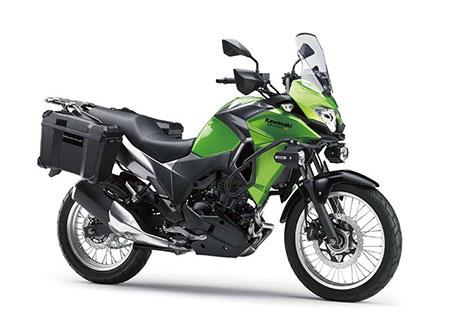 Kawasaki Versys X 300 Tourer ปี 2021 ราคา-สเปค-โปรโมชั่น