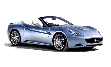 Ferrari California ทุกรุ่นย่อย