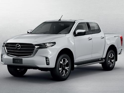 Mazda BT-50 Double Cab 1.9 s Hi-Race 6AT ปี 2021 ราคา-สเปค-โปรโมชั่น