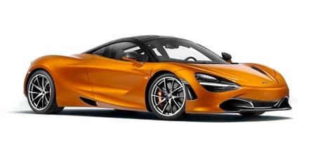 McLaren 720S ทุกรุ่นย่อย