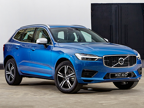 วอลโว่ Volvo-XC60 T8 Twin Engine AWD Momentum-ปี 2017