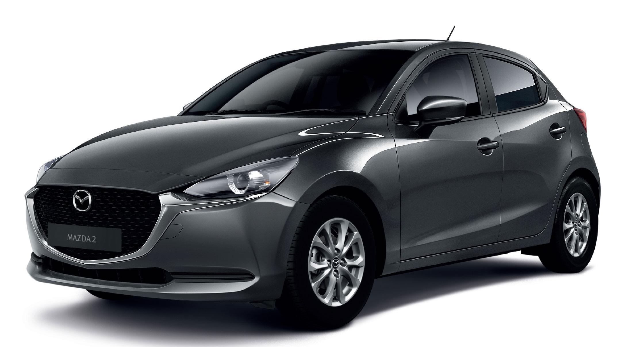 มาสด้า Mazda-2 1.3 C Sport HB-ปี 2019