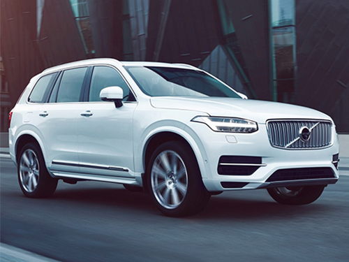 วอลโว่ Volvo-XC90 T8 Twin Engine AWD Inscription CBU-ปี 2017