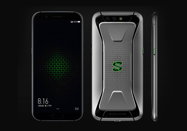 Xiaomi Blackshark 128GB ราคา-สเปค-โปรโมชั่น