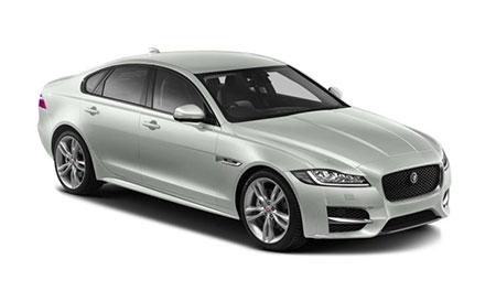 Jaguar XE Logo