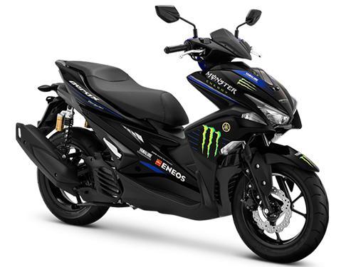ยามาฮ่า Yamaha-Aerox 155 MotoGP Edition MY2019-ปี 2019