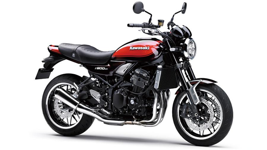 Kawasaki Z 900RS ปี 2021 ราคา-สเปค-โปรโมชั่น