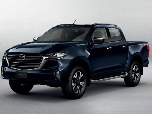 Mazda BT-50 Double Cab 3.0SP 4x4 ปี 2020 ราคา-สเปค-โปรโมชั่น